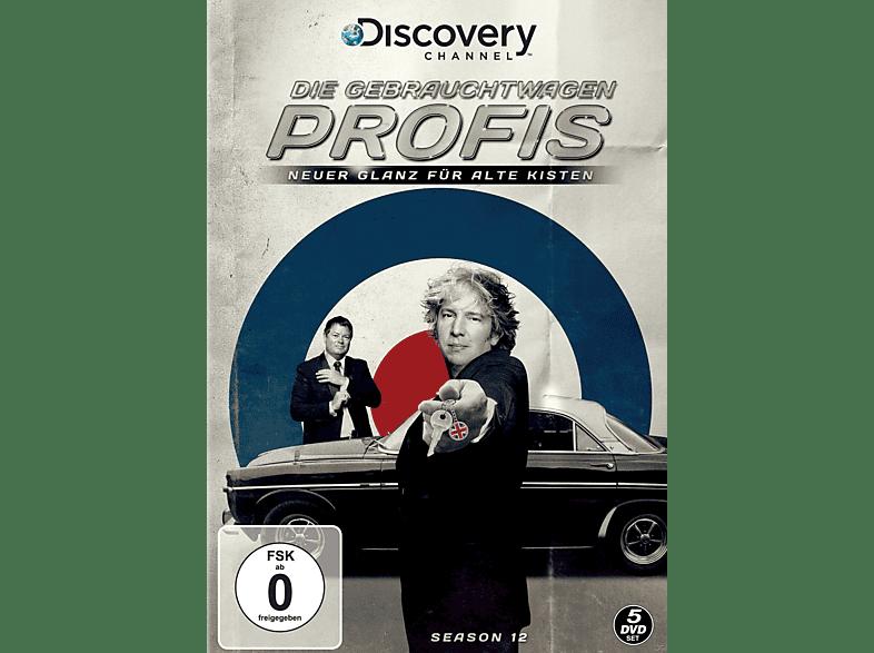 Die Gebrauchtwagen-Profis: Neuer Glanz für alte Kisten - Staffel 12 [DVD]