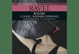 Leonard Berstein - BOLERO LA VALSE & RAPSODIE ESPAGNOLE  - (Vinyl)