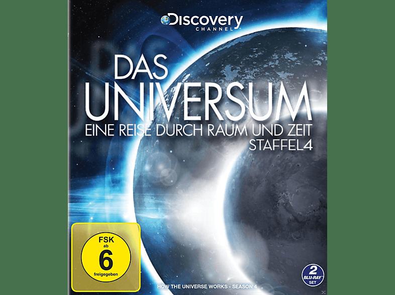 Das Universum : Eine Reise durch Raum und Zeit - Staffel 4 [Blu-ray]