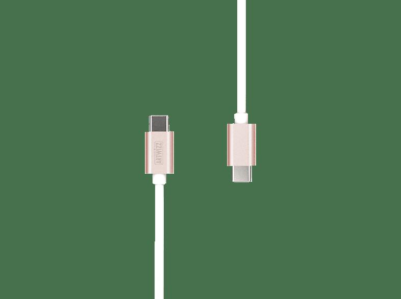 ARTWIZZ USB-C, Kabel, 1 m, Rosegold