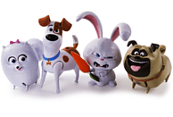 Gidget Walking & Talking Pets