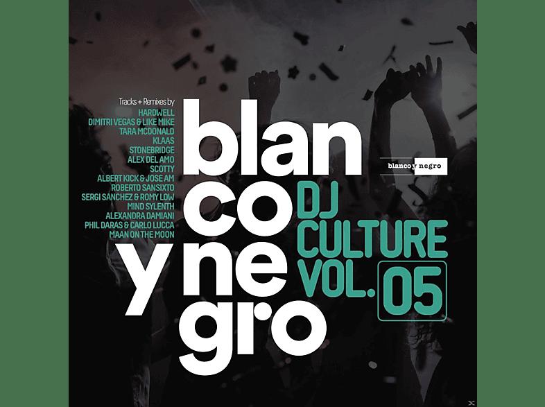 VARIOUS - Blanco Y Negro Dj Culture, Vol.5 [CD]