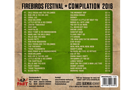 VARIOUS - Firebirds Festival Compilation 2016 [CD]