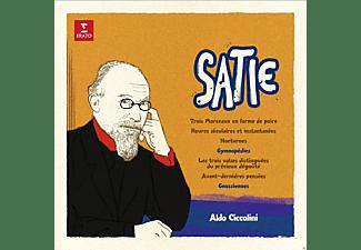 Ciccolini Aldo - Satie:Gymnopedies  - (Vinyl)