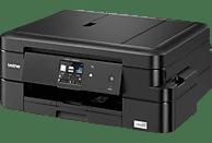 BROTHER DCP-J785DW Tintenstrahl 3-in-1 Tinten-Multifunktionsdrucker WLAN Netzwerkfähig
