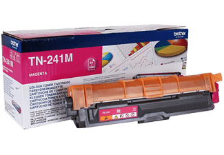 BROTHER TN-241 Toner - Magenta