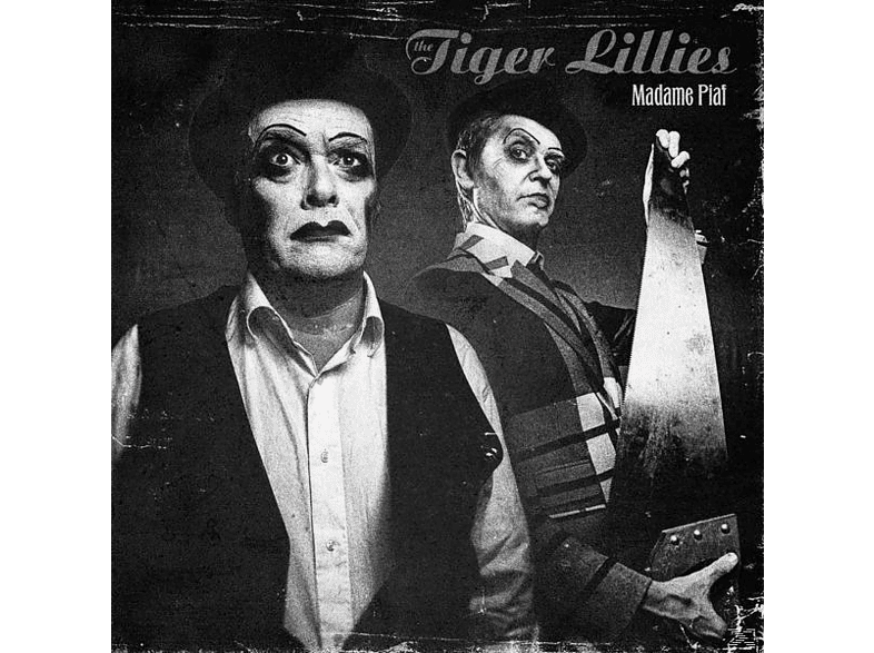 The Tiger Lillies - Madame Piaf [CD]