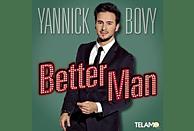 Yannick Bovy - Better Man [CD]