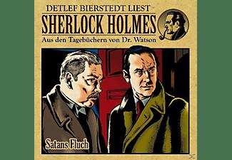 Holmes Sherlock - Satans Fluch  - (CD)
