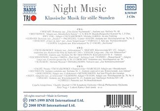 VARIOUS - Night Music  - (CD)