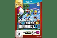 New Super Mario Bros. U + New Super Luigi U (Nintendo Selects) [Nintendo Wii U]
