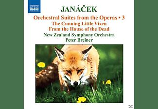 New Zealand Symphony Orchestra & Breiner, Peter/new Zealand So Breiner - Orchestersuiten Aus Opern Vol.3  - (CD)