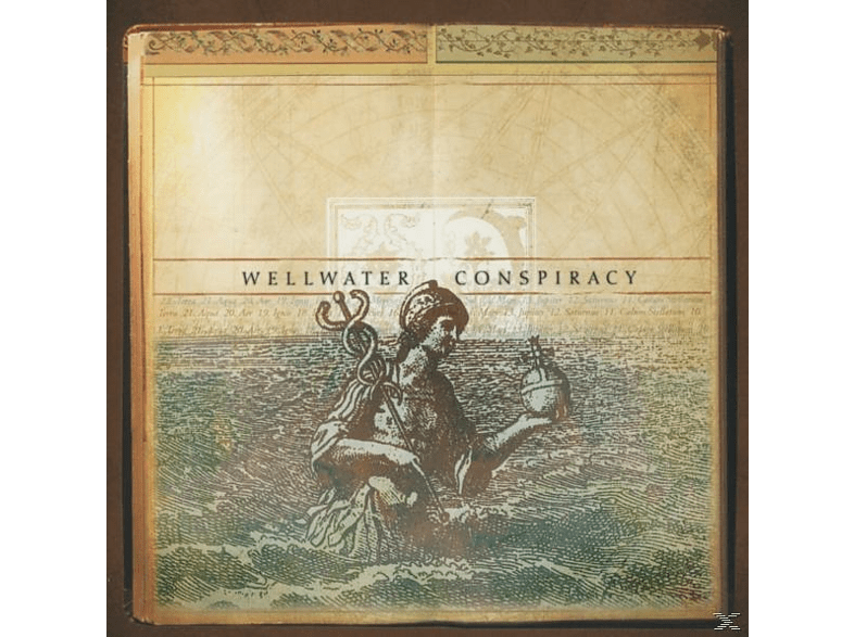 Wellwater Conspiracy - THE WELLWATER CONSPI [CD]