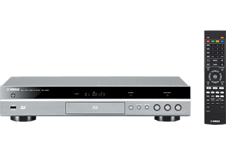 YAMAHA 3D-Blu-ray-Player BD-S681, titan