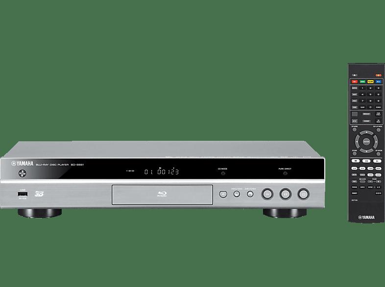 YAMAHA BD-S681 Blu-ray Player (Silber)