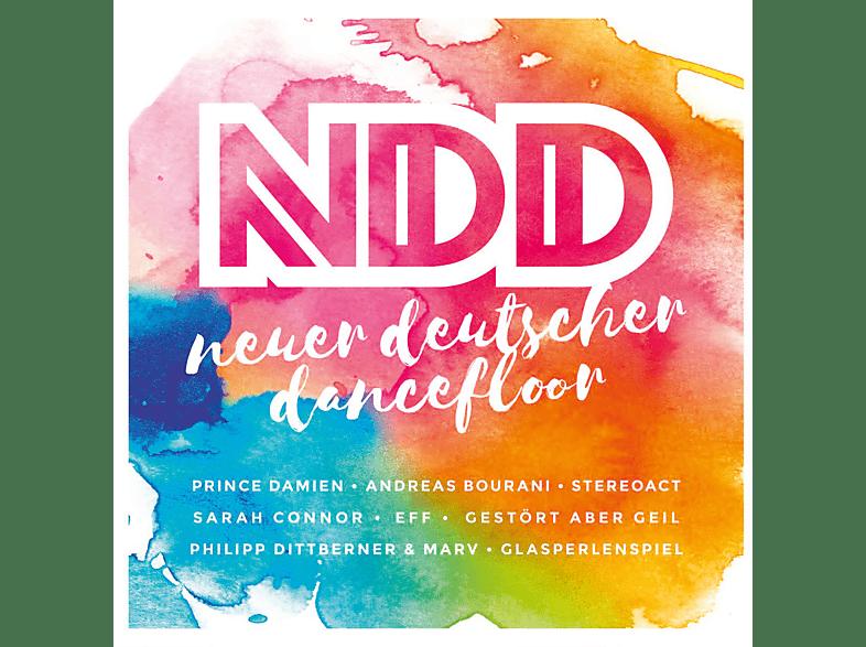 VARIOUS - NDD-Neuer Deutscher Dancefloor [CD]