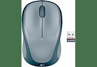 Ratón inalámbrico - Logitech Wireless Mouse M235, con nano receptor USB, en color negro