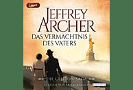 Erich Räuker - Das Vermächtnis des Vaters Die Clifton-Saga 2  - (MP3-CD)
