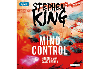 Mind Control (Mercedes 3) (MP3) - 2 MP3-CD - Krimi/Thriller