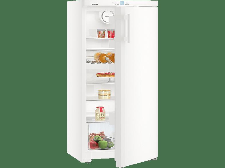 LIEBHERR K 2630  Kühlschrank (A++, 104 kWh/Jahr, 1250 mm hoch, Weiß)