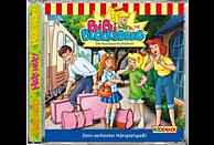 Bibi Blocksberg - Bibi Blocksberg 118: Die Austauschschülerin - (CD)