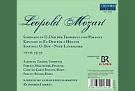 VARIOUS, Bayrische Kammerphilharmonie - Serenade D-Dur/Konzert Es-Dur/Sinfonia G-Dur [CD]
