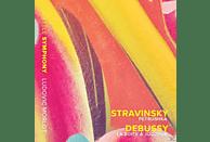 Kimberly Russell, Seattle Symphony Orchestra - Petruschka/La Boite a Joujoux [CD]