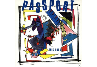 Passport - Talk Back - (CD)