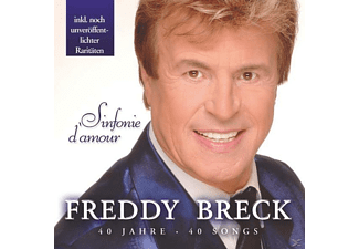 Freddy Breck - 40 Jahre-40 Songs  - (CD)