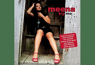 Meena - TRY ME  - (CD)