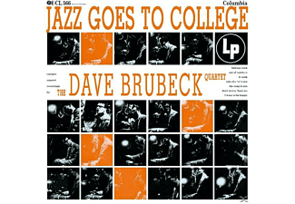 The Dave Brubeck Quartet - Jazz Goes To College - (Vinyl)