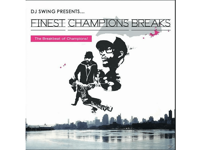 Dj Swing - Finest Champions Breaks  Vol.1 [Vinyl]