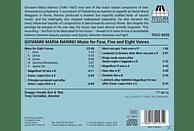 Gruppo Vocale Arsi & Tèsi - Werke für vier,fünf und acht Stimmen [CD]