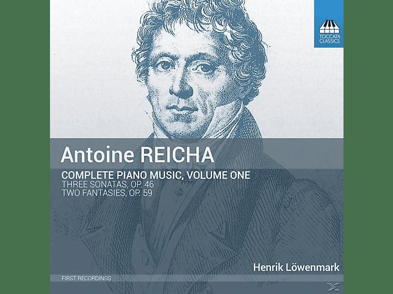 Henrik Löwenmark - Sämtliche Klavierwerke Vol.1 [CD]