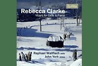 Wallfisch,Raphael/York,John - Musik für Cello und Klavier [CD]