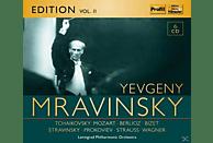 Evgeny Mravinsky Po Leningrad - Evgeny Mravinsky Edition Vol.2 [CD]