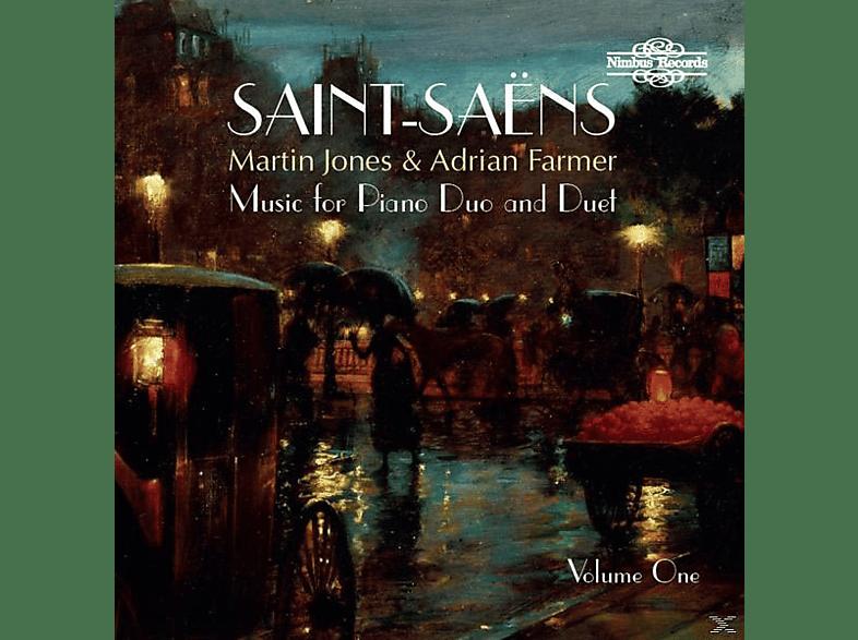Jones,Martin/Farmer,Adrian - Musik für Piano Duo & Duett Vol.1 [CD]