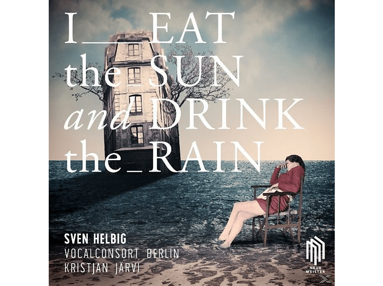 Sven Helbig - I Eat The Sun And Drink The Rain [CD]
