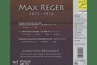 Christian Brembeck - Max Reger [CD]