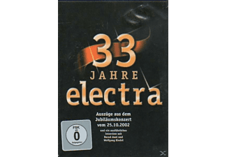 Electra - Tracks  - (DVD)