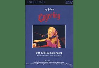 Engerling - Das Jubiläumskonzert 25 Jahre  - (DVD)