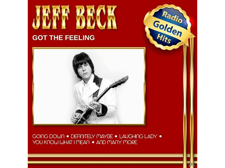 Jeff Beck - Got The Feeling [CD]