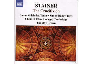 Timothy Brown, Choir Of Clare College Cambridge - The Crucifixion  - (CD)