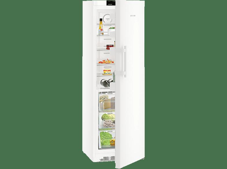LIEBHERR KB 4310  Kühlschrank (A+++, 90 kWh/Jahr, 1850 mm hoch, Weiß)