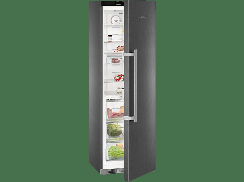 LIEBHERR KBbs 4350  Kühlschrank (A+++, 90 kWh/Jahr, 1850 mm hoch, Schwarz)