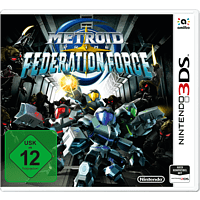 Metroid Prime - Federation Force [Nintendo 3DS]