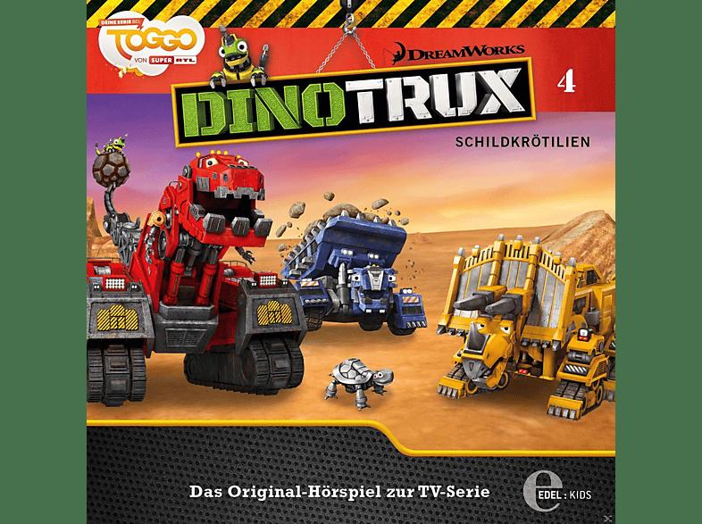 Dinotrux - (4)Original-Hörspiel z.TV-Serie-Schildkrötilien - (CD)