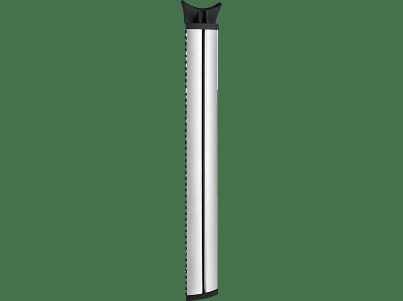 VOGEL´S Vogel's NEXT 7840 Kabelkanal 94 cm für 10 Kabel, kombinierbar nur mit NEXT 7825, Säulensystem, Silber