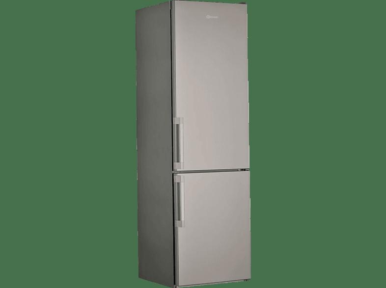 BAUKNECHT KGDB 20 A3+ IN  Kühlgefrierkombination (A+++, 167 kWh/Jahr, 2011 mm hoch, Optic Inox)