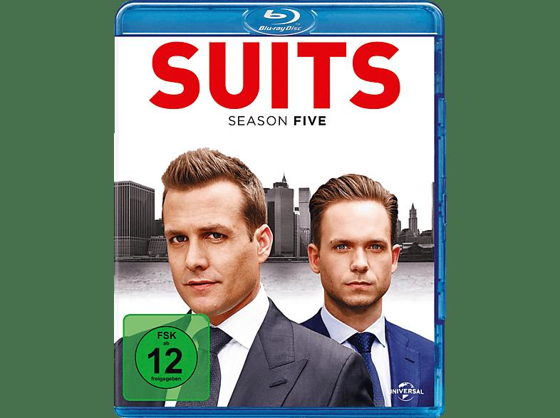 Suits - Staffel 5 [Blu-ray]
